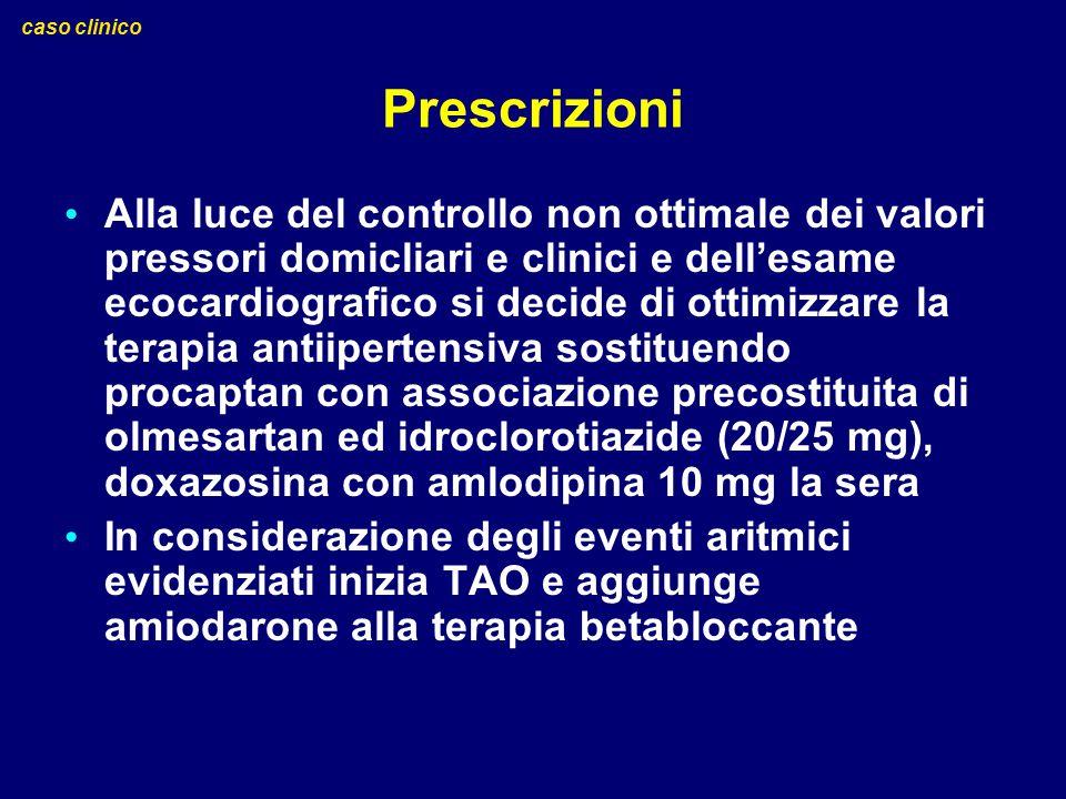 caso clinico Prescrizioni.