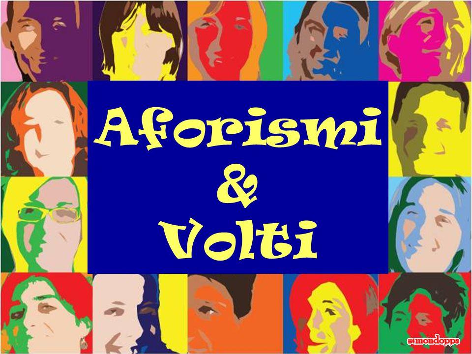 Aforismi & Volti