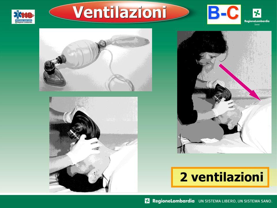 Ventilazioni B-C 2 ventilazioni