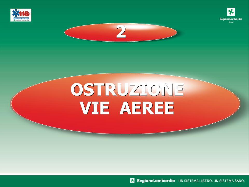 2 OSTRUZIONE VIE AEREE