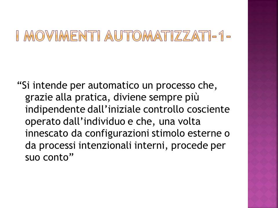 I MOVIMENTI AUTOMATIZZATI-1-