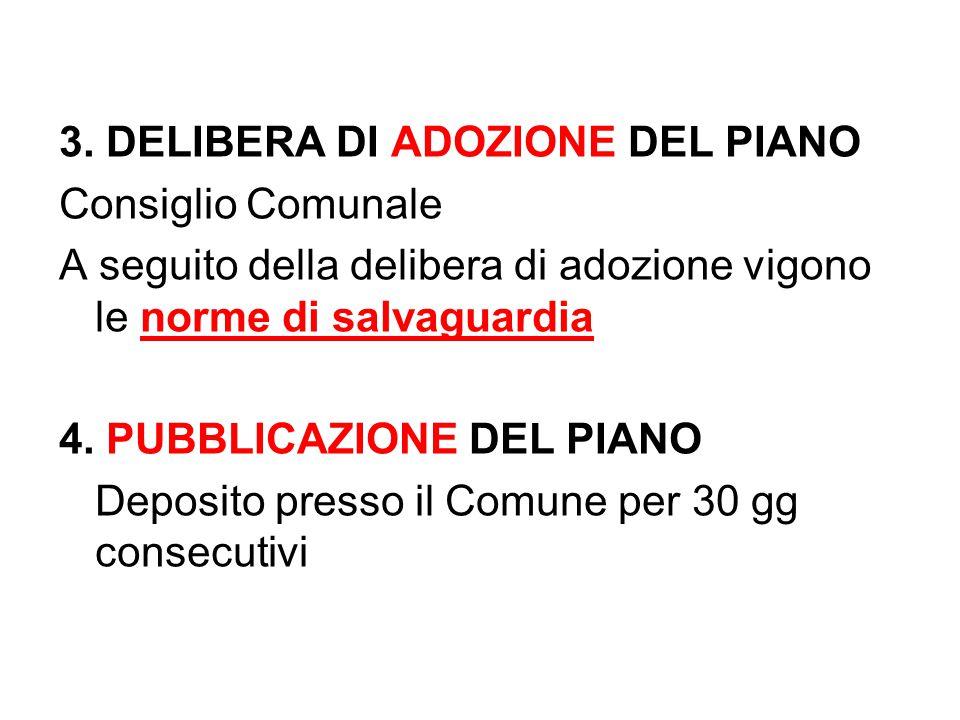 3. DELIBERA DI ADOZIONE DEL PIANO