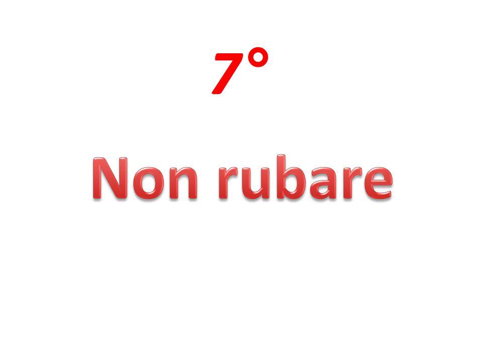 7° Non rubare