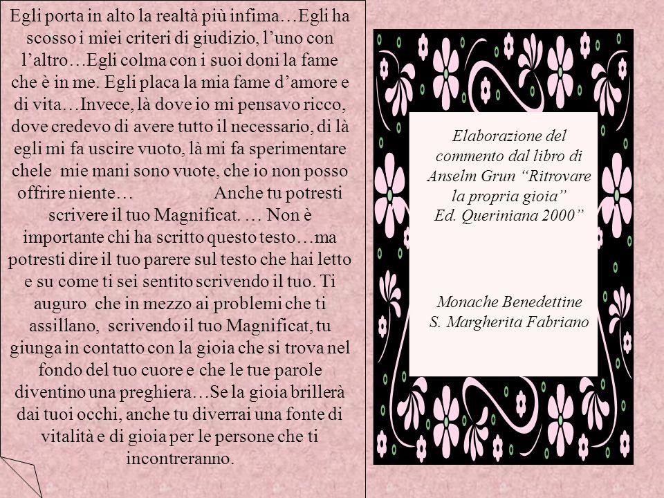 Monache Benedettine S. Margherita Fabriano