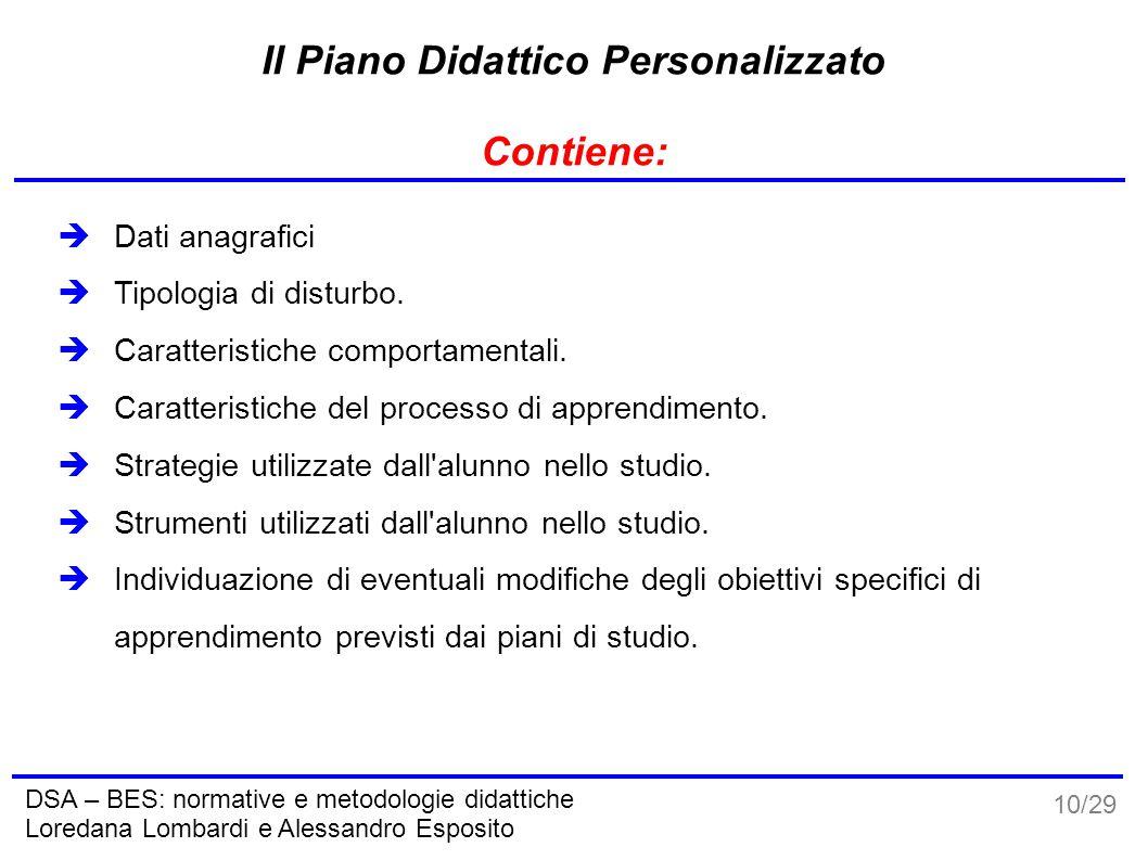 Normative e metodologie didattiche ppt scaricare for Piani di studio del garage