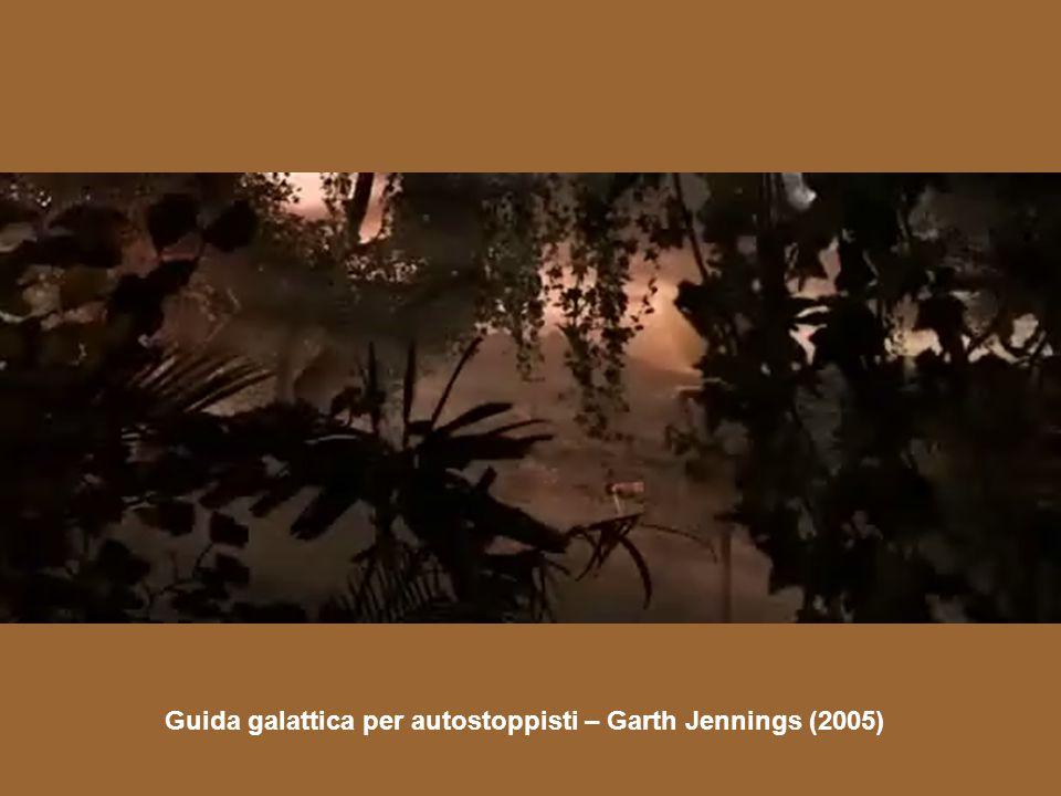 Guida galattica per autostoppisti – Garth Jennings (2005)