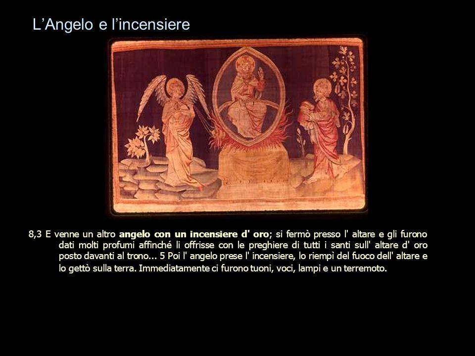 L'Angelo e l'incensiere