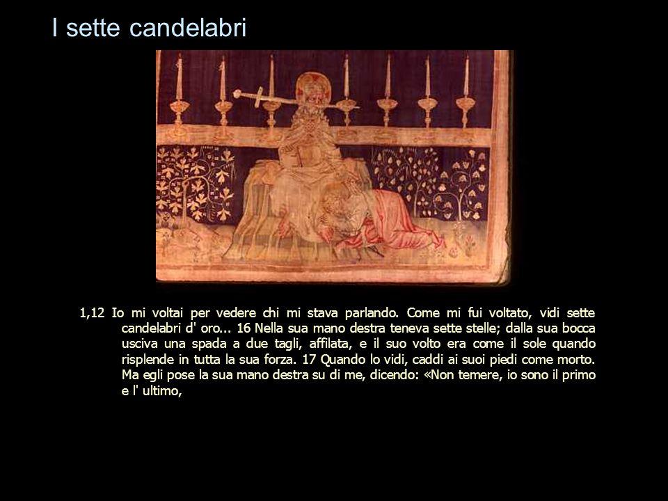 I sette candelabri
