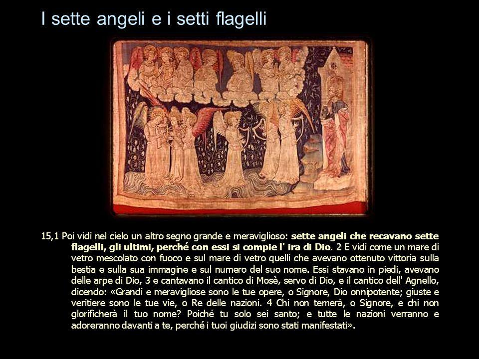 I sette angeli e i setti flagelli