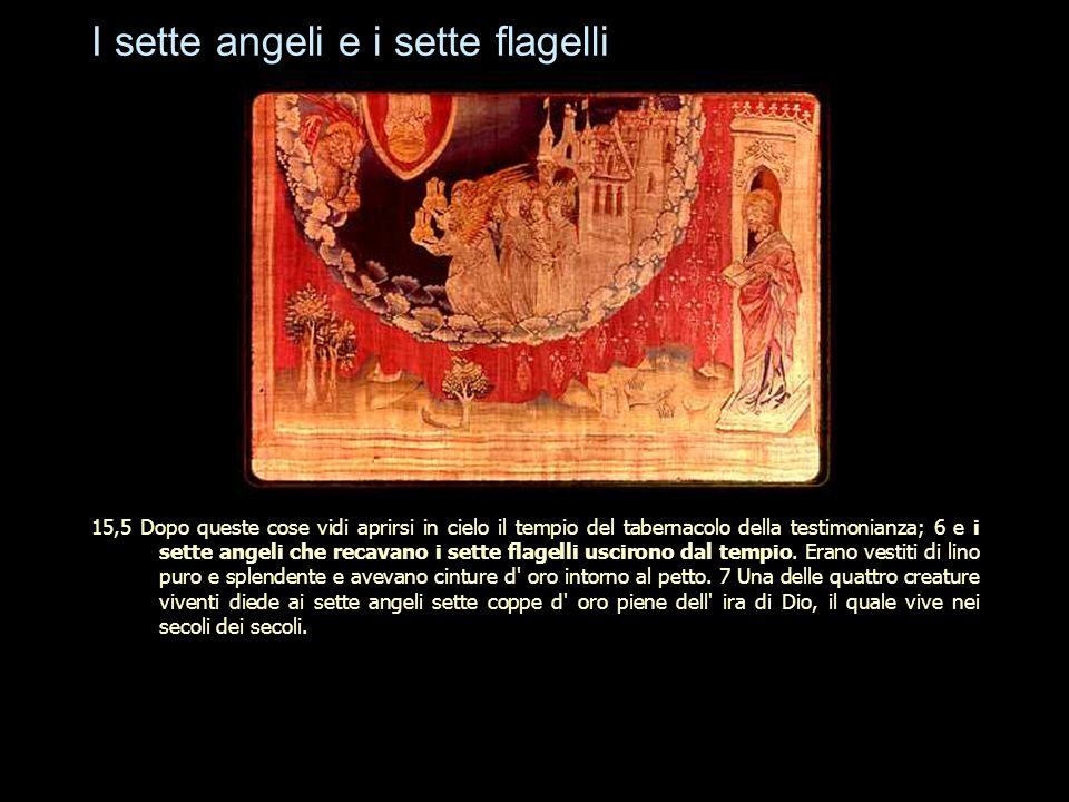 I sette angeli e i sette flagelli