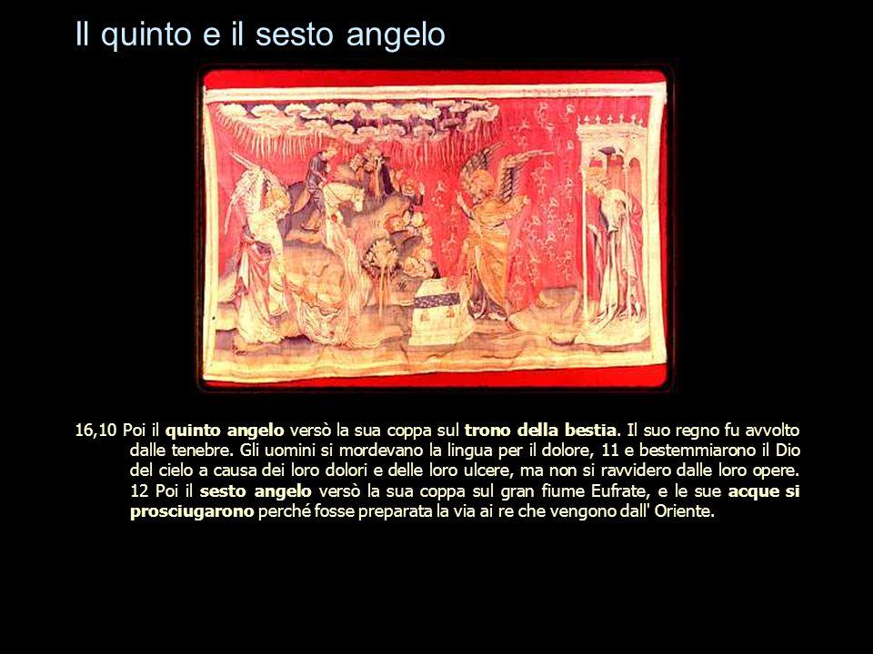 Il quinto e il sesto angelo