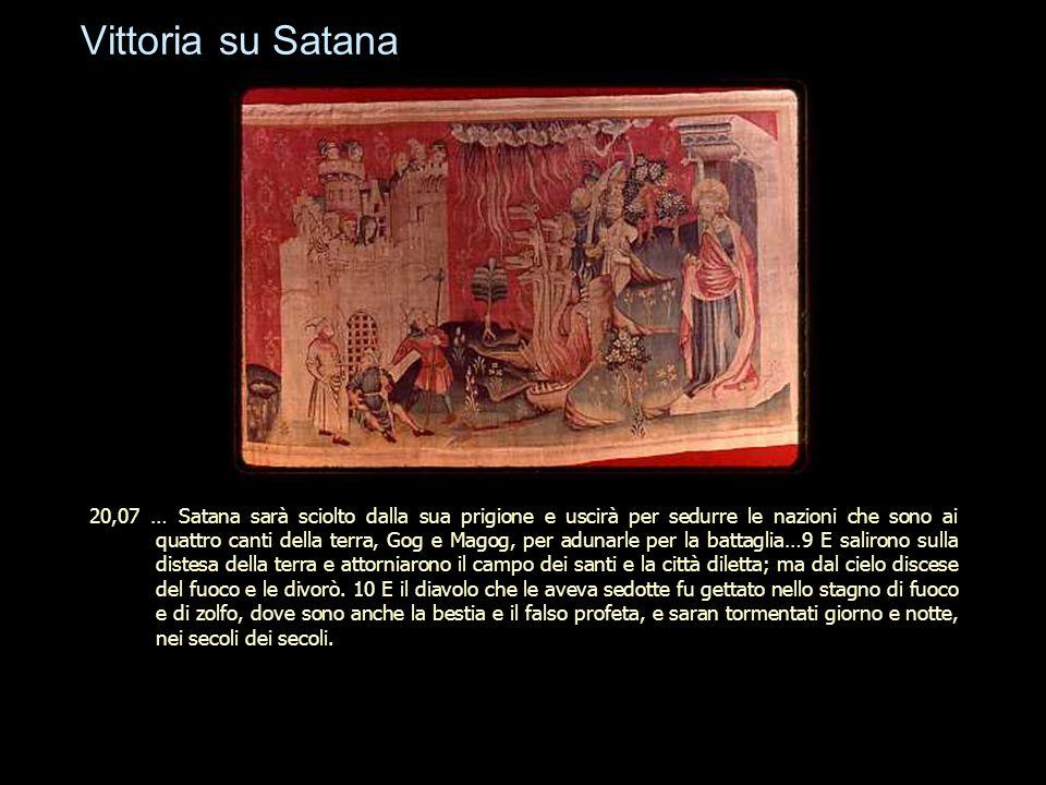 Vittoria su Satana