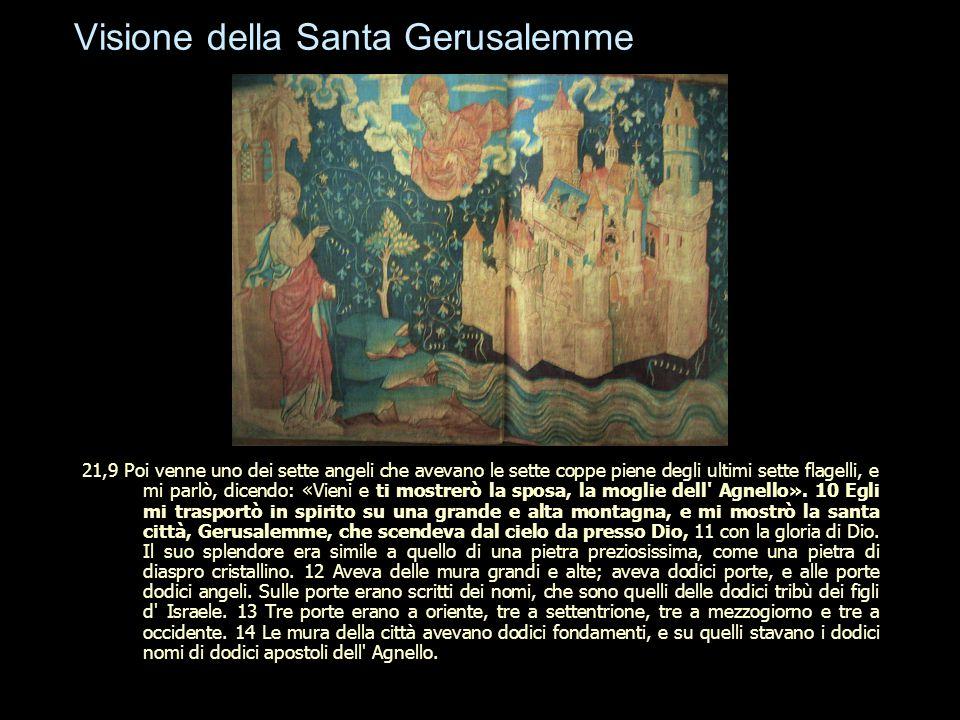 Visione della Santa Gerusalemme