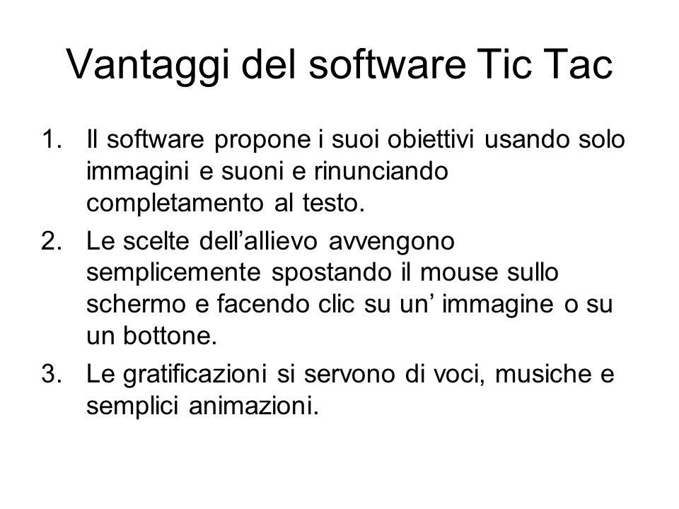 Vantaggi del software Tic Tac