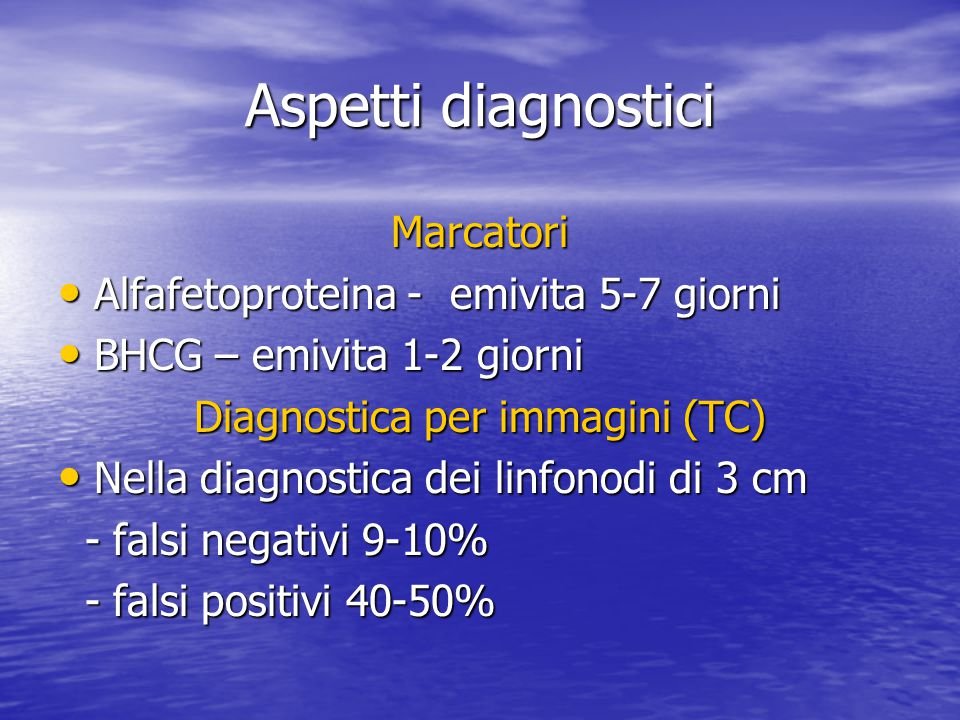 Diagnostica per immagini (TC)