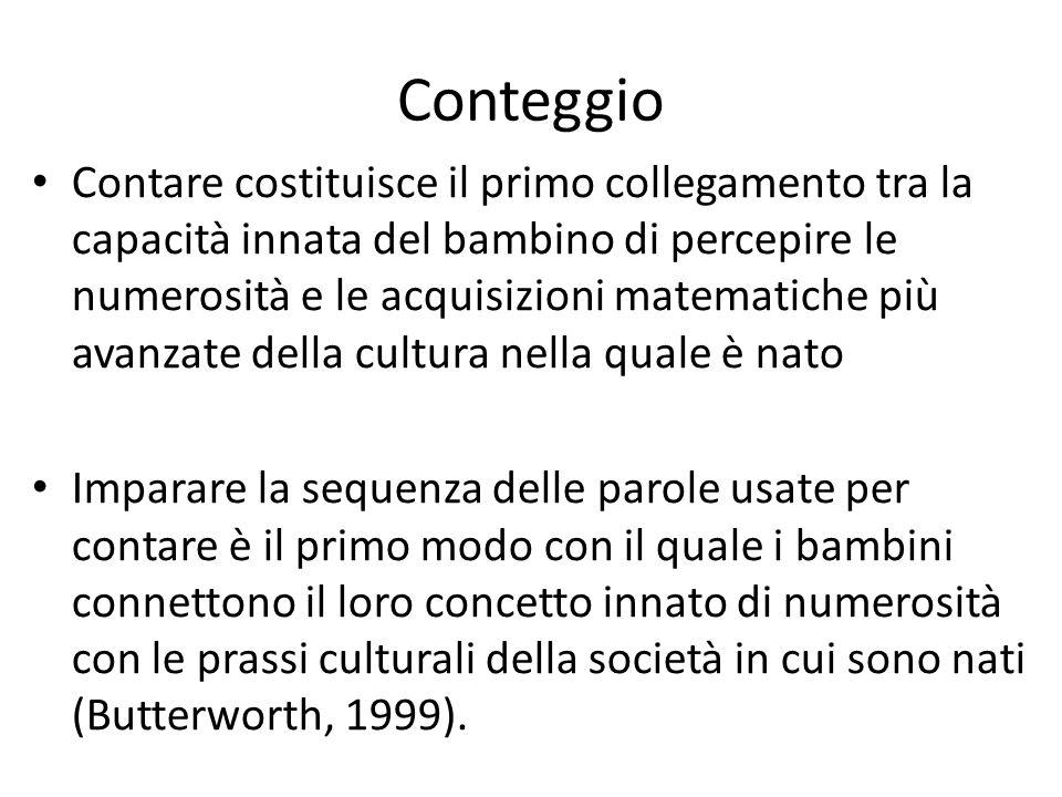 Conteggio
