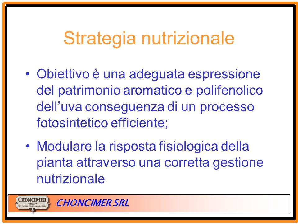 Strategia nutrizionale