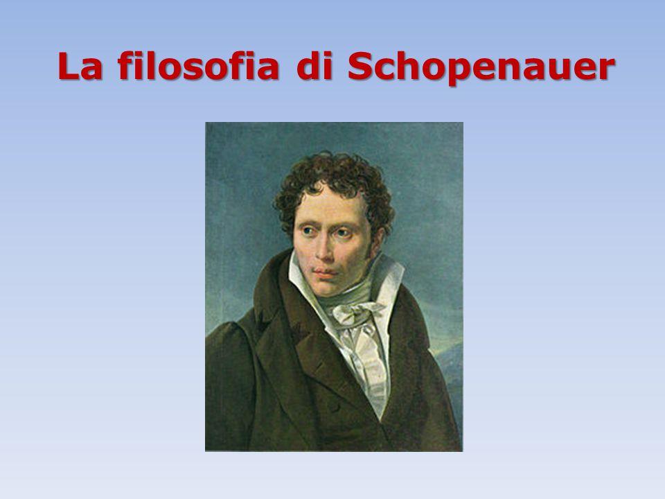 La filosofia di Schopenauer