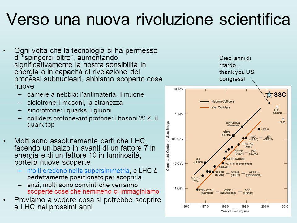 Verso una nuova rivoluzione scientifica