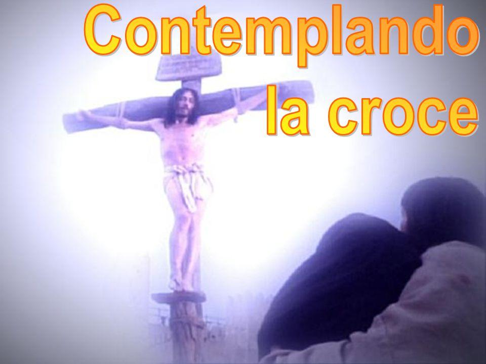 Contemplando la croce