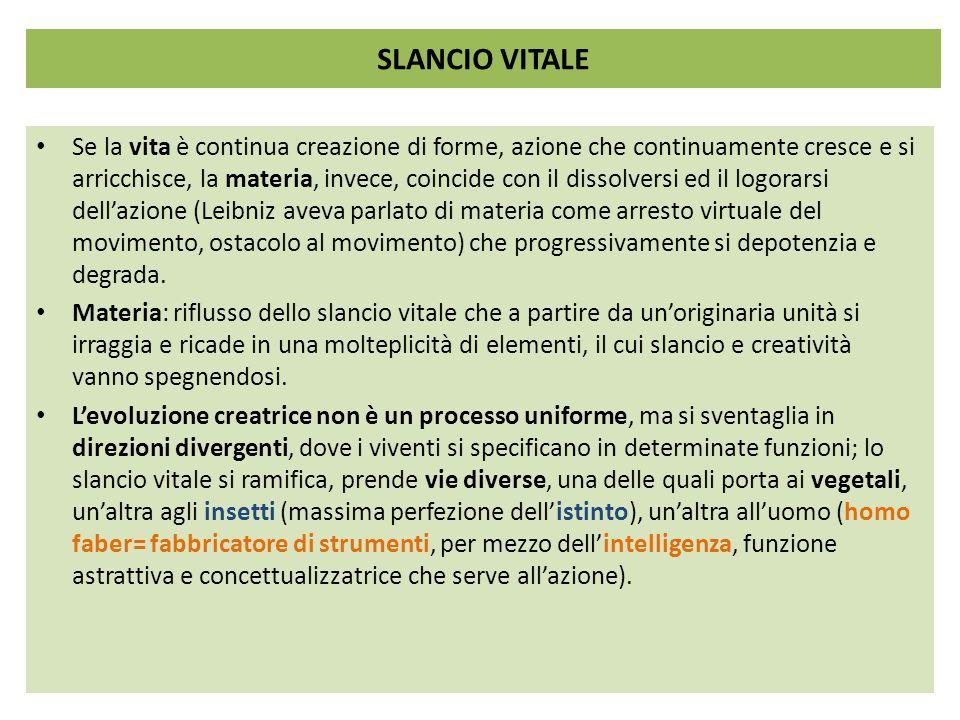SLANCIO VITALE