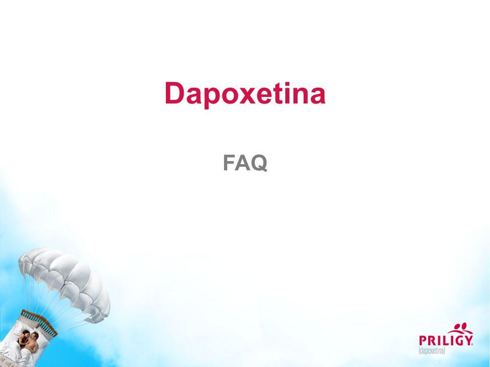 Dapoxetina FAQ
