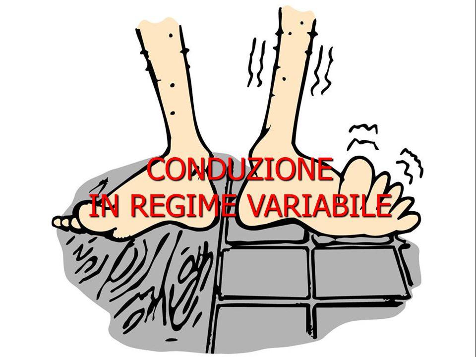 CONDUZIONE IN REGIME VARIABILE