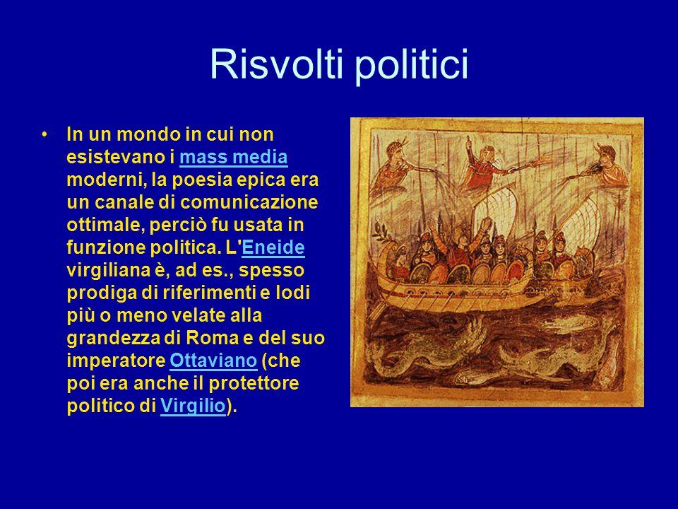 Risvolti politici