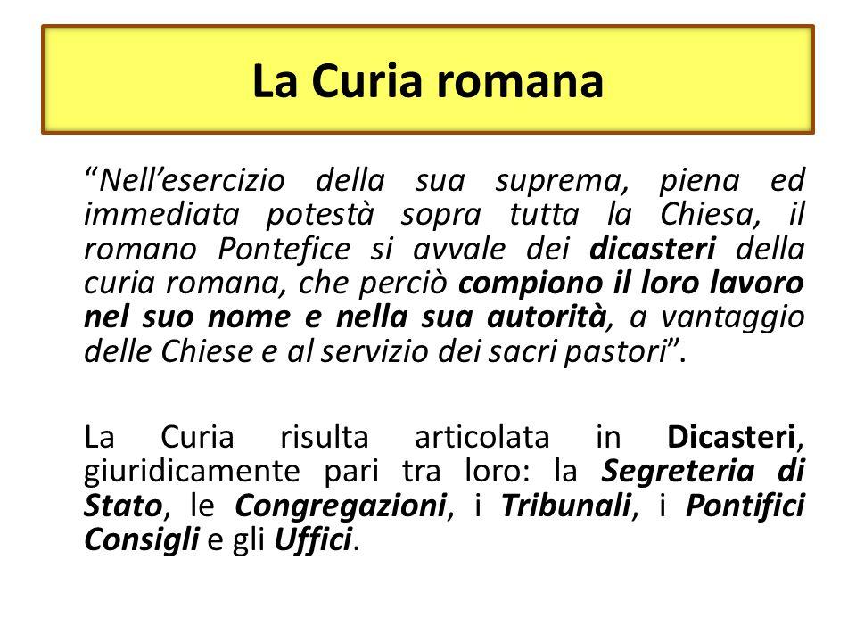 La Curia romana