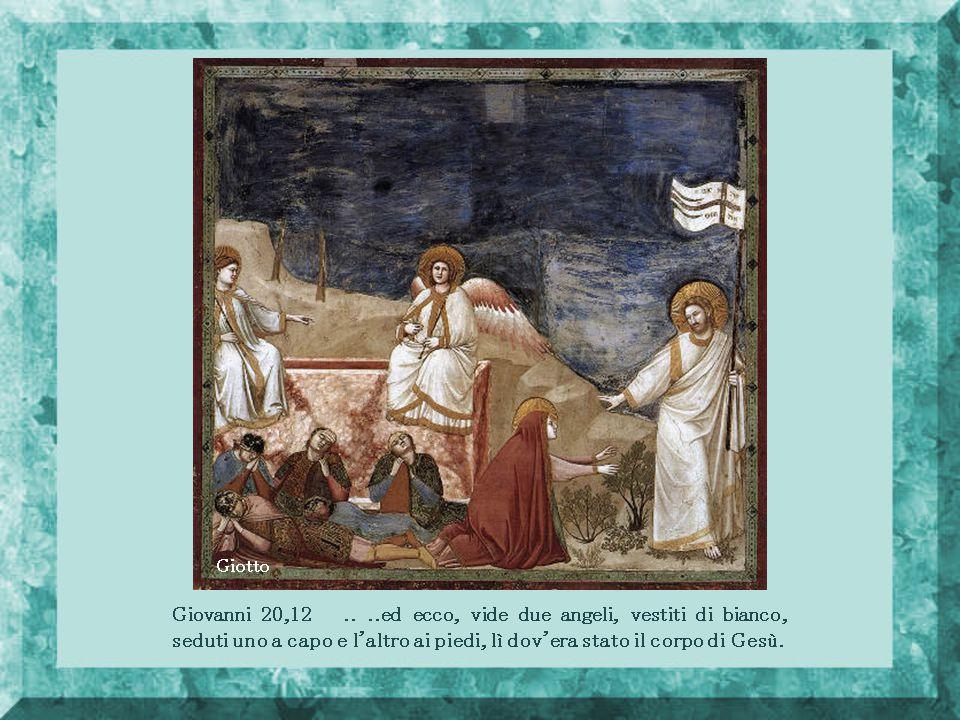 Giotto Giovanni 20,12 ..