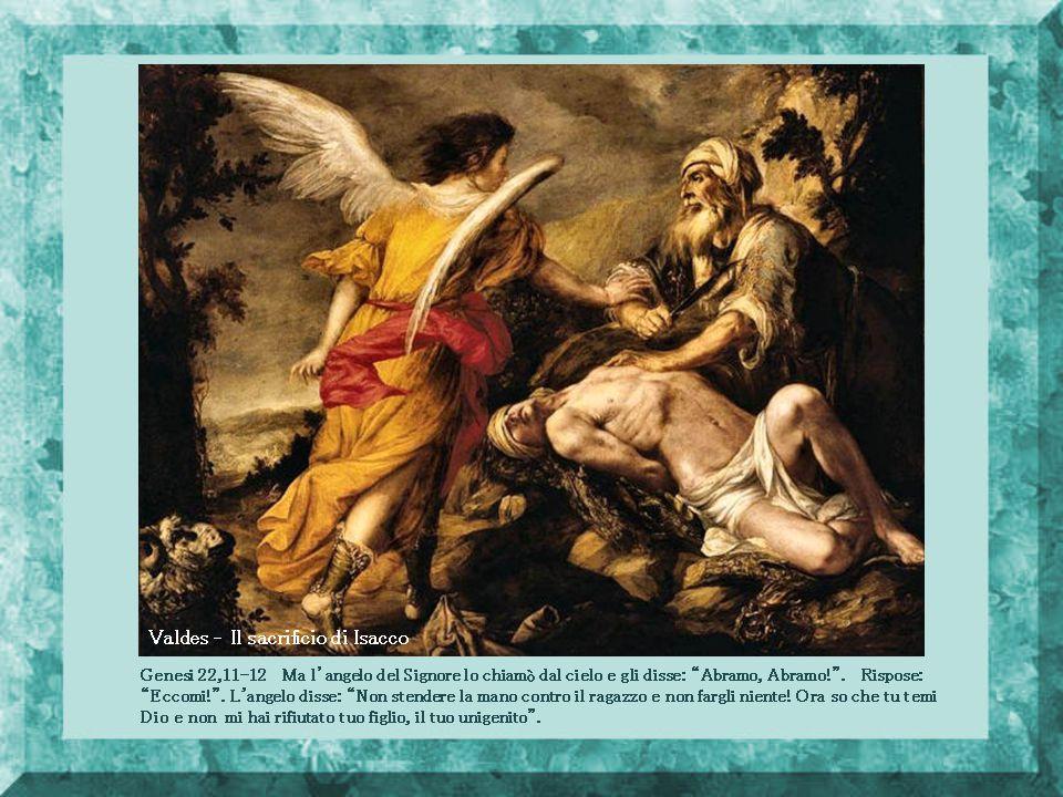 Valdes – Il sacrificio di Isacco