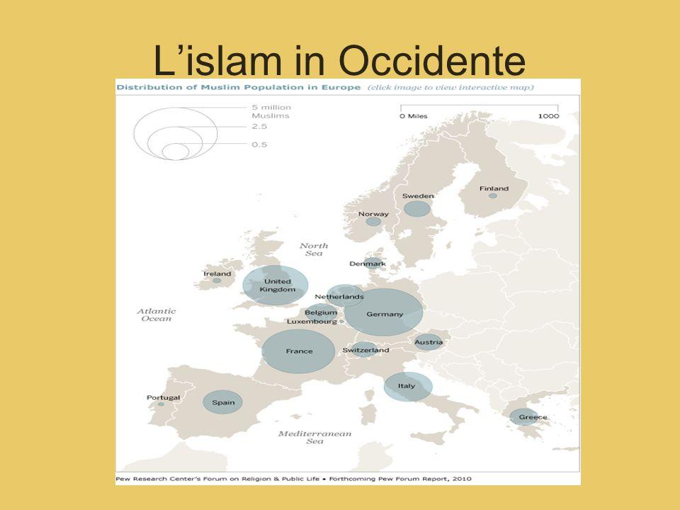 L'islam in Occidente