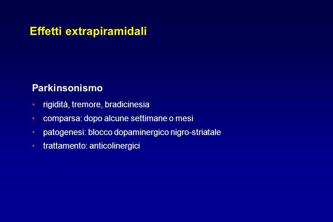 Effetti extrapiramidali