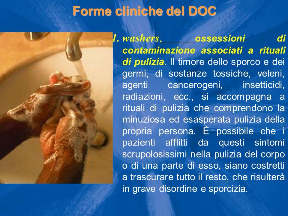 Forme cliniche del DOC