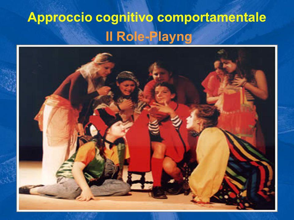 Approccio cognitivo comportamentale