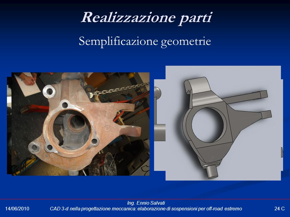 Semplificazione geometrie