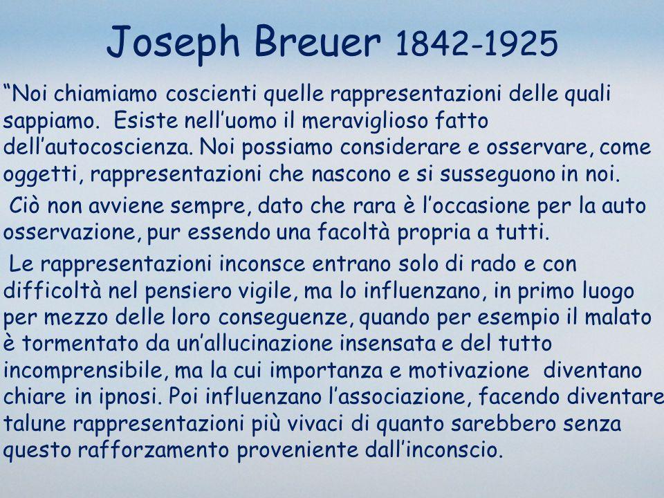 Joseph Breuer 1842-1925