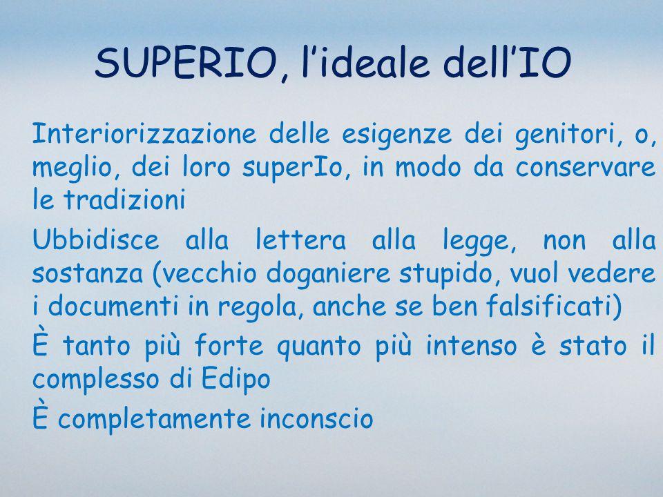 SUPERIO, l'ideale dell'IO