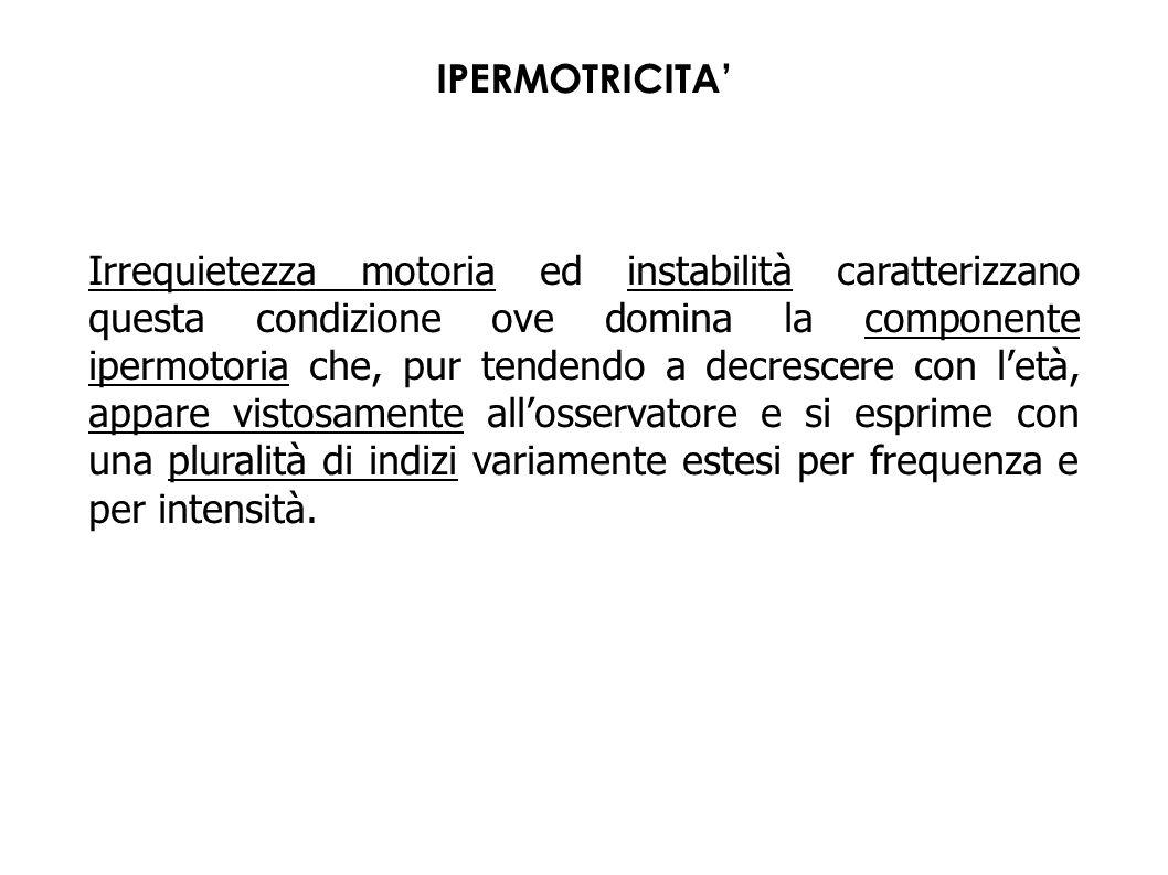 IPERMOTRICITA'