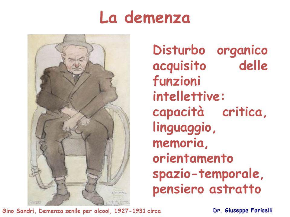 La demenza