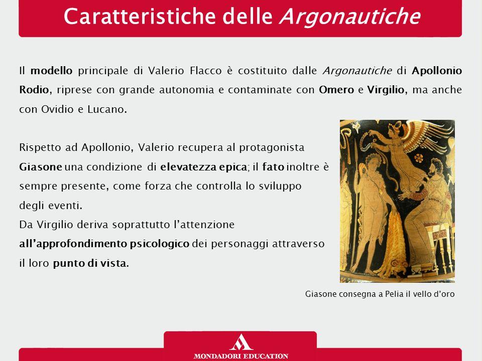 Caratteristiche delle Argonautiche