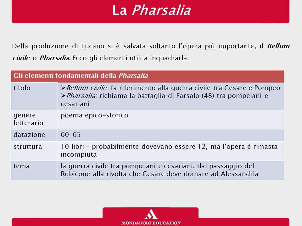 La Pharsalia 17/01/13.