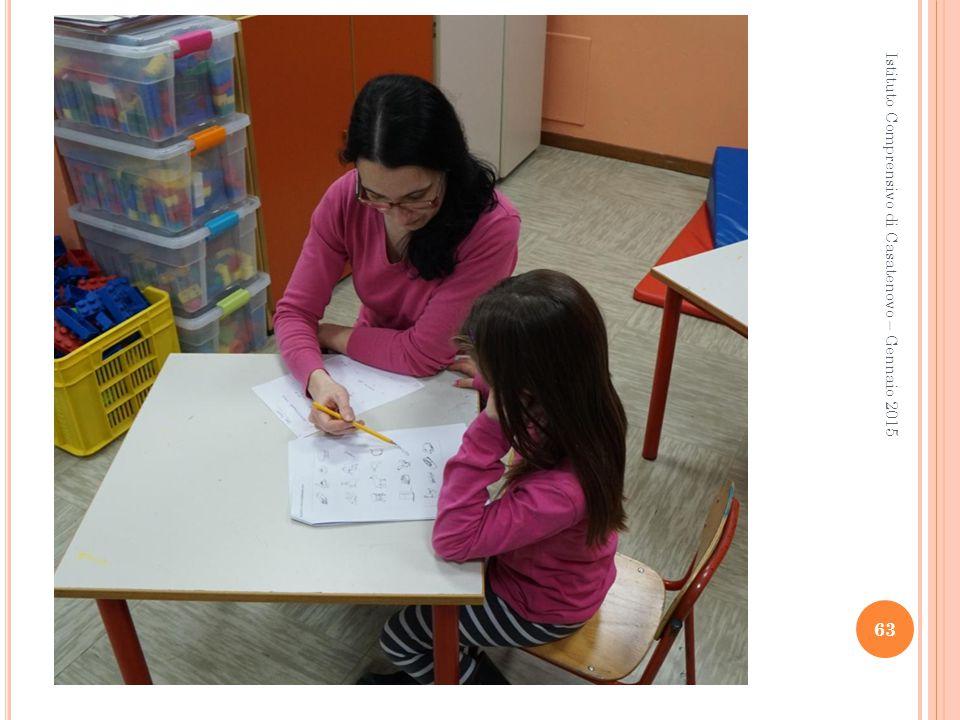 Istituto Comprensivo di Casatenovo – Gennaio 2015