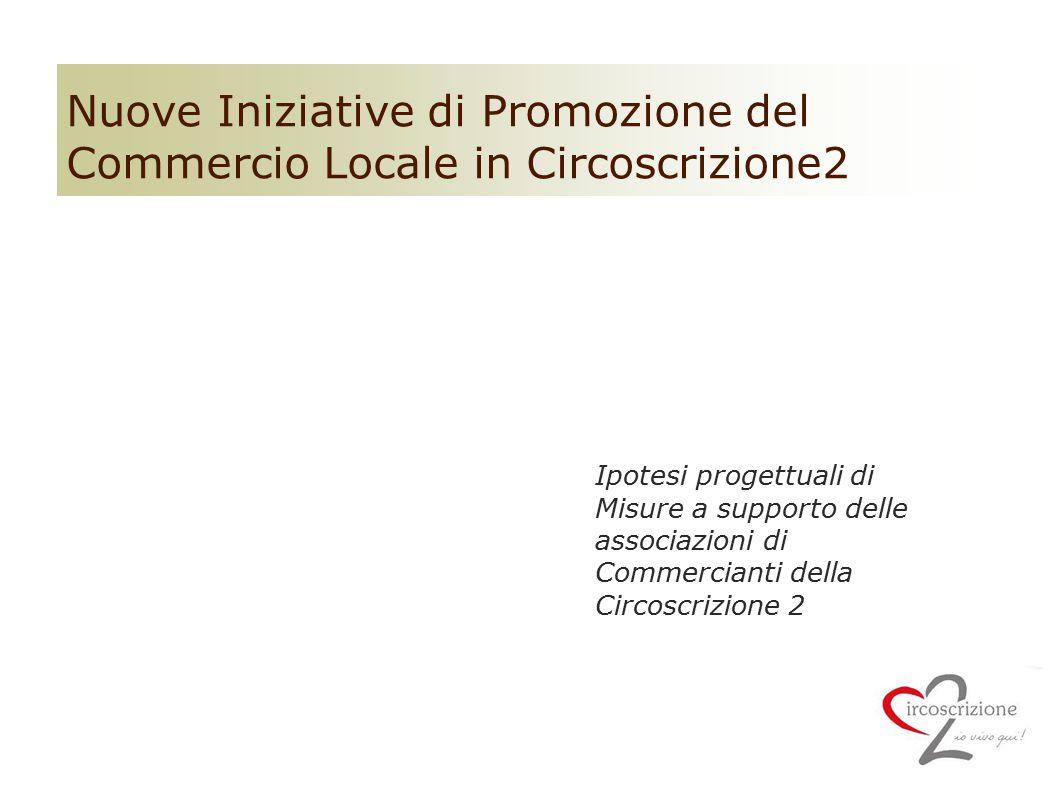 Nuove Iniziative di Promozione del Commercio Locale in Circoscrizione2
