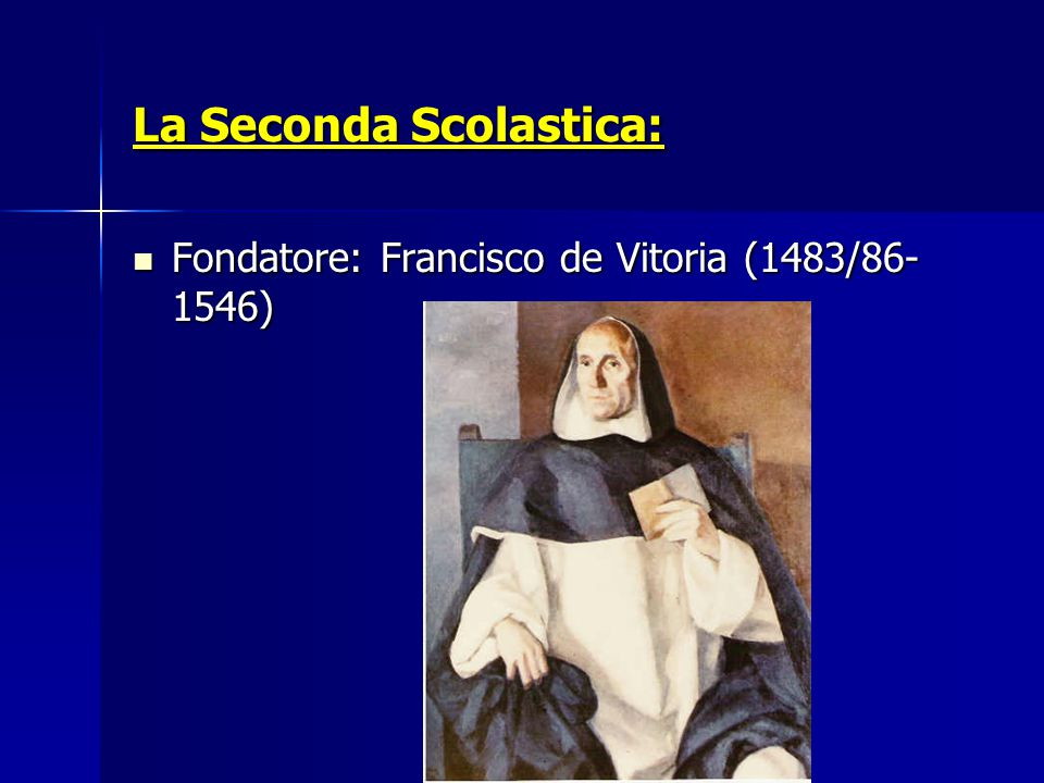 La Seconda Scolastica: