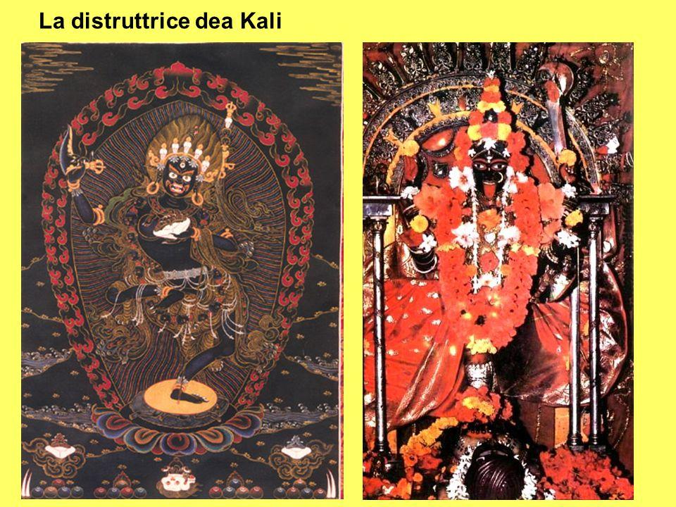 La distruttrice dea Kali