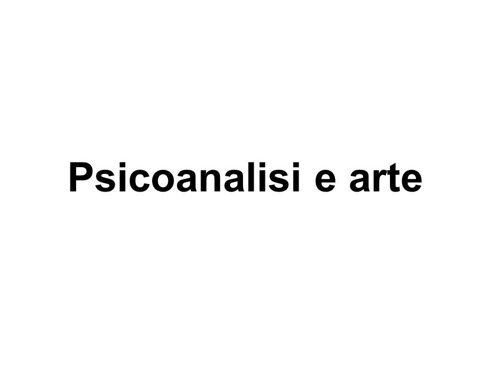 Psicoanalisi e arte