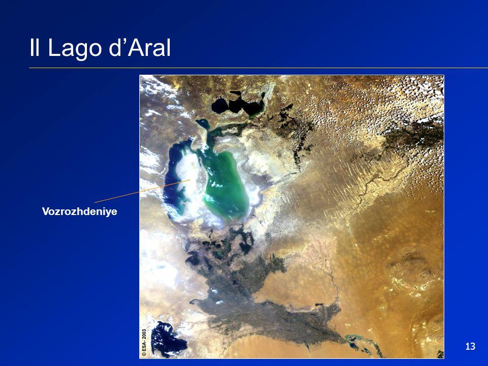 Il Lago d'Aral Vozrozhdeniye