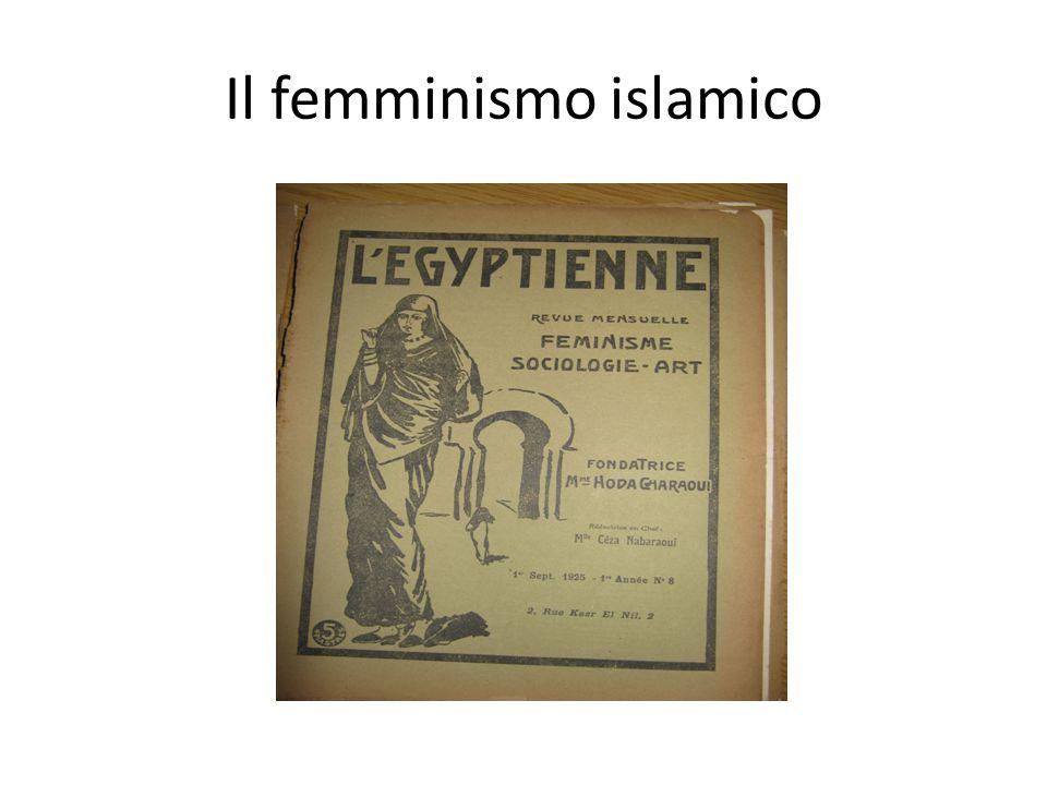 Il femminismo islamico
