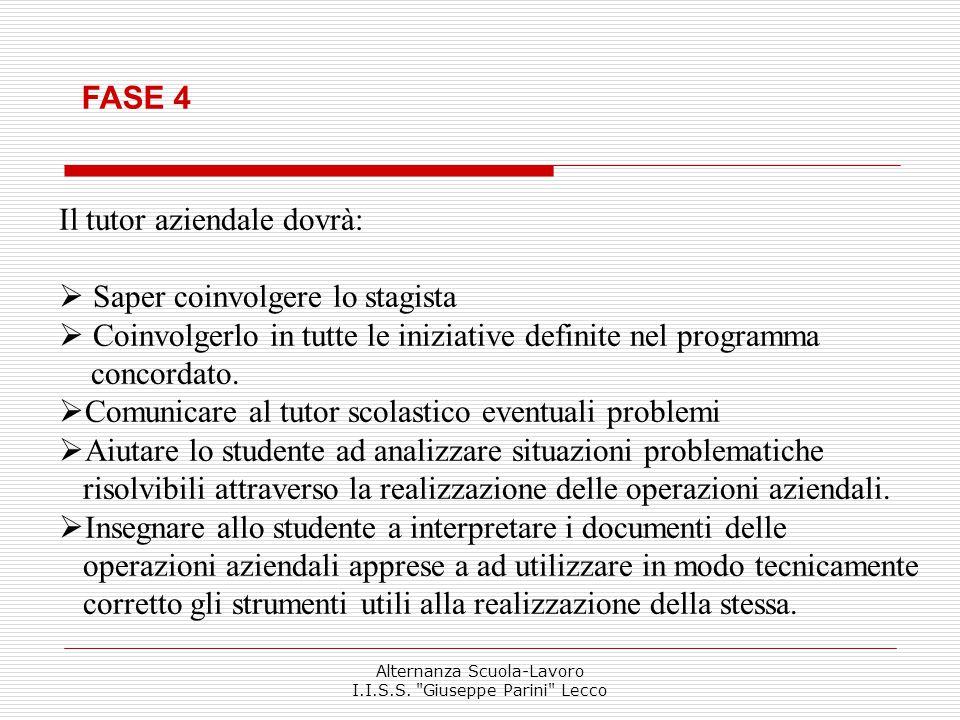 Alternanza Scuola-Lavoro I.I.S.S. Giuseppe Parini Lecco